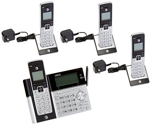 At & t - Tl96423 Dect 6.0 Expandable Cordless Phone System W
