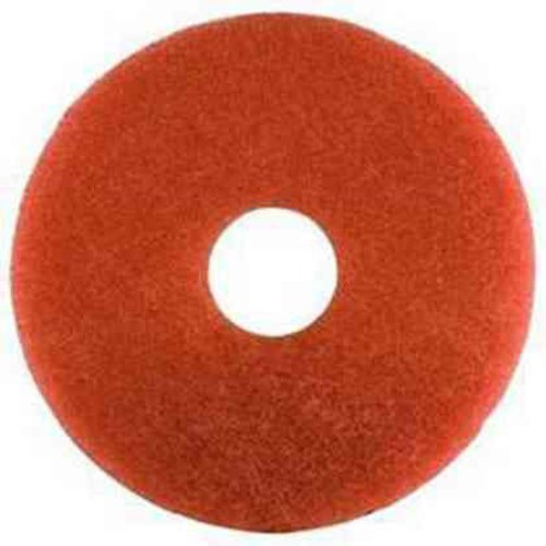 Robert Scott SURD3M High Performance Floor Pad, Single, 13', Red 13 Robert Scott & Sons SURD3MS