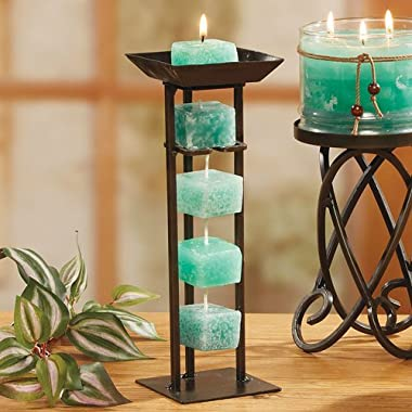 Candles on a Rope (Ocean Mist)