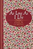 img - for As Long As I Live book / textbook / text book
