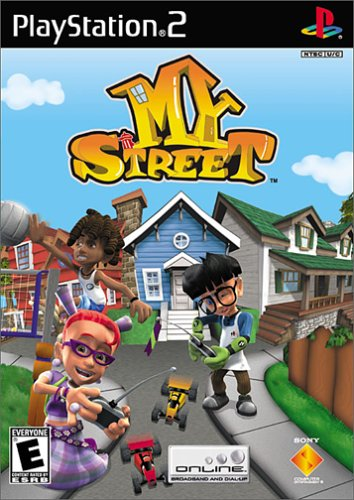 My Street - PlayStation 2 (Colorado My Store)