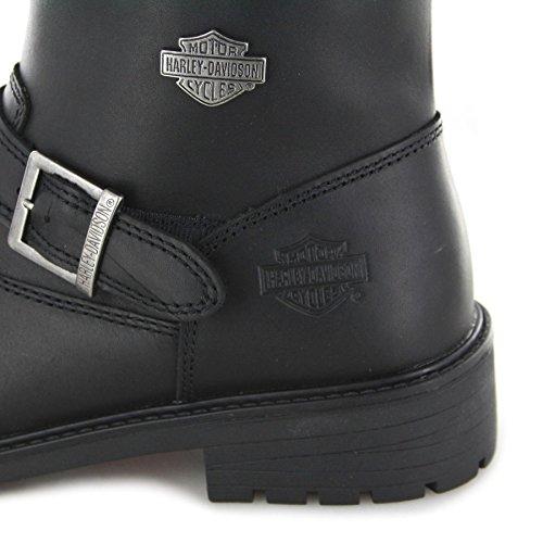 HARLEY PAXTON Boots DAVIDSON Black black Shoes wOrwSqUA