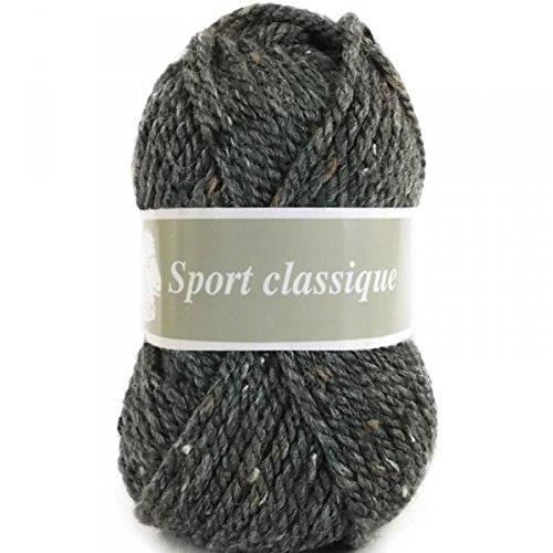 Laine SPORT CLASSIQUE 253 Marron