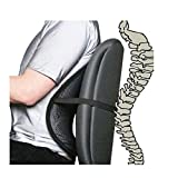 BEST DEALS -Back Brace Support Office, Home, Car Seat Chair Cushion