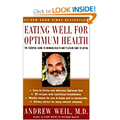 Eating Well for Optimal Health