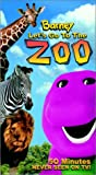 Barney - Lets Go to the Zoo [VHS]