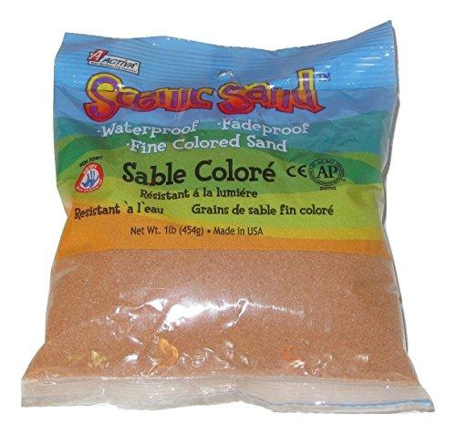 UPC 036061144957, ACTIVA Scenic Sand, 1-Pound, Coco Brown
