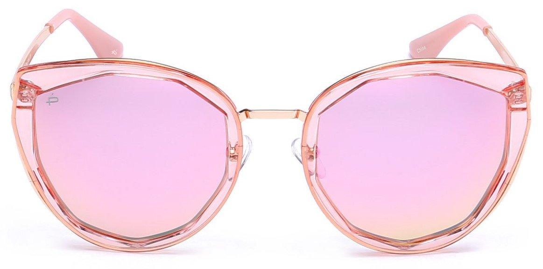 "ویکالا · خرید  اصل اورجینال · خرید از آمازون · PRIVÉ REVAUX ""The Artist"" Handcrafted Designer Geometric Polarized Sunglasses For Women wekala · ویکالا"