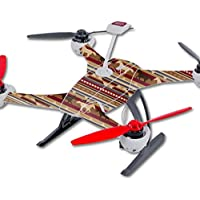 Skin For Blade 350 QX3 Drone – Western Horses | MightySkins Protective, Durable, and Unique Vinyl Decal wrap cover | Easy To Apply, Remove, and Change Styles | Made in the USA