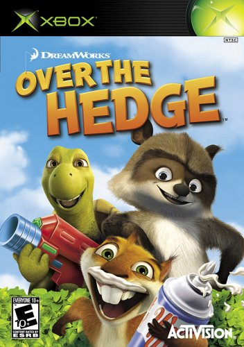 - Over the Hedge - Xbox