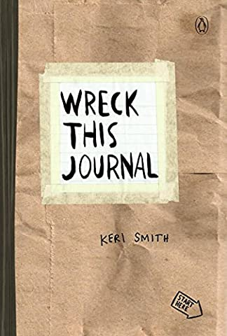 Wreck This Journal (Paper bag) Expanded Ed. - Creative Scrapbooking