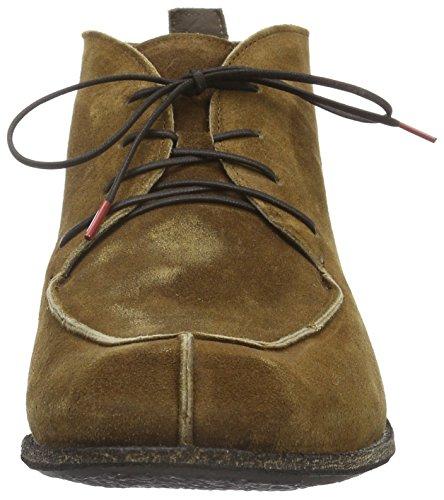 Think Guru, Zapatillas de Estar por Casa para Hombre Marrón - Braun (hazel 49)
