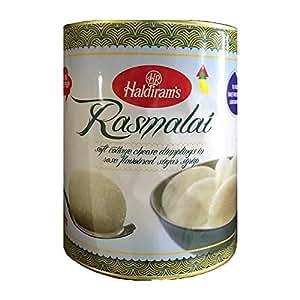 Haldiram's Ras Malai Tin, 1 kg