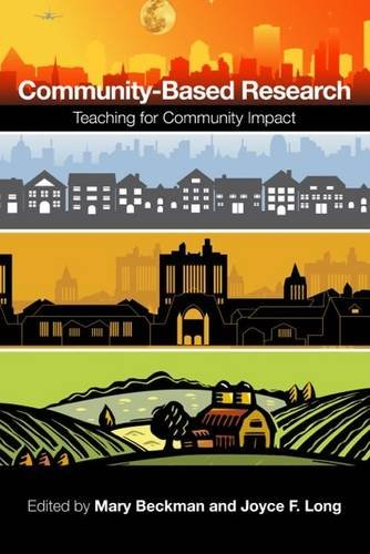 Community-Based Research: Teaching for Community Impact