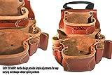 CLC Custom Leathercraft 21448 4 Piece Pro Framer's