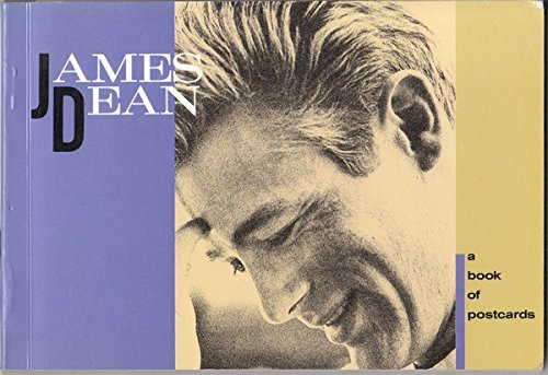 Books : James Dean: Postcard Book