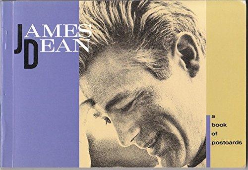 Books : James Dean: Postcard Book