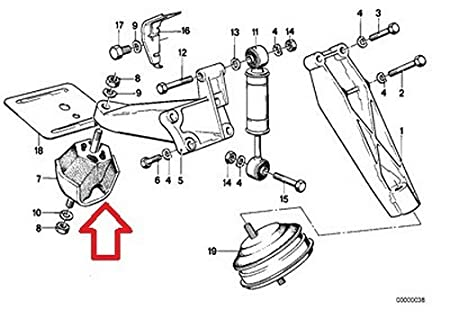 Bmw E28 Suspension Diagram