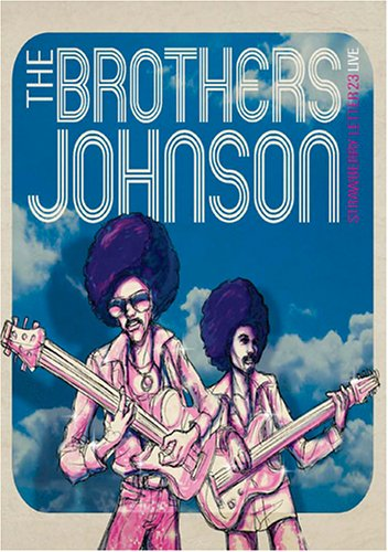 The Brothers Johnson - Strawberry Letter 23 Live (DVD)