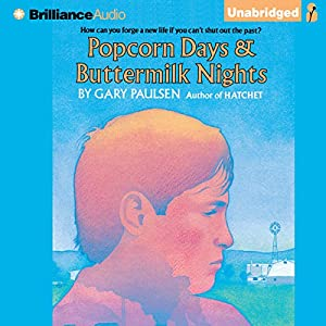 Popcorn Days & Buttermilk Nights Audiobook