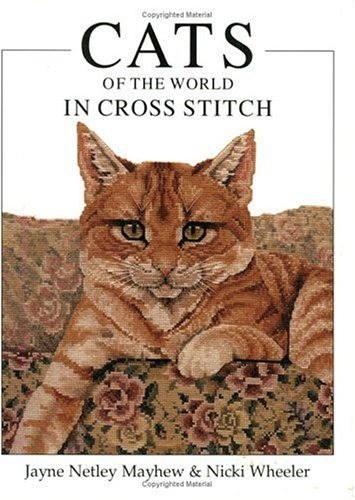Cats of the World in Cross Stitch (Crafts)