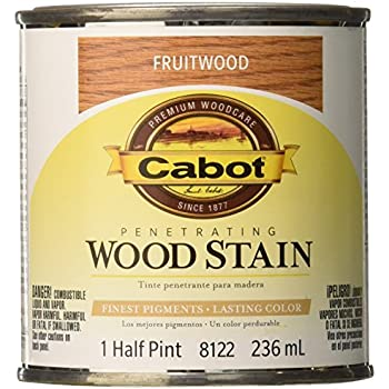 Cabot Interior Oil Based Wood Stain