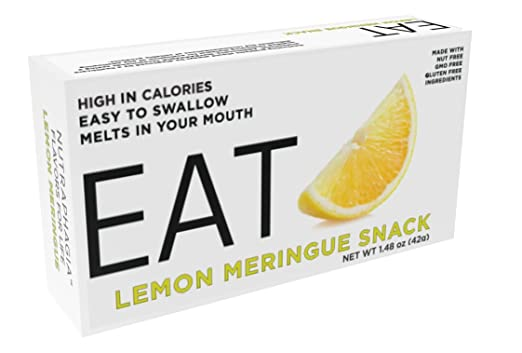 Amazon.com : EAT Lemon Meringue Wafer Snack (3 Bars) - Kosher, Nut Free, GMO Free, Gluten Free - 1 Pack : Grocery & Gourmet Food