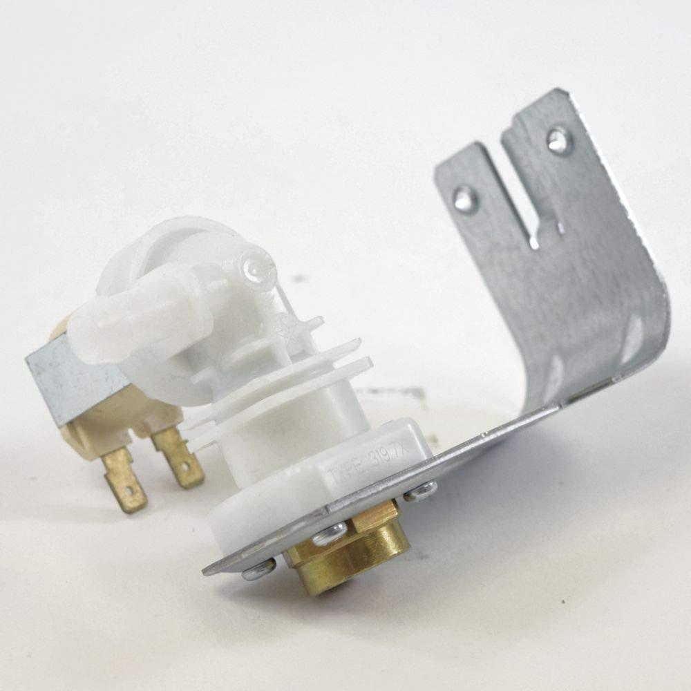 Frigidaire FFPD1821MW0A FFBD1821MB0A FFBD1821MS0A 5304482406 Dishwasher Water Inlet Valve Original Equipment (OEM) Part, Kenmore Elite, Electrolux