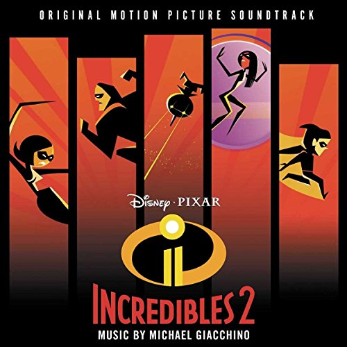 Music : Incredibles 2