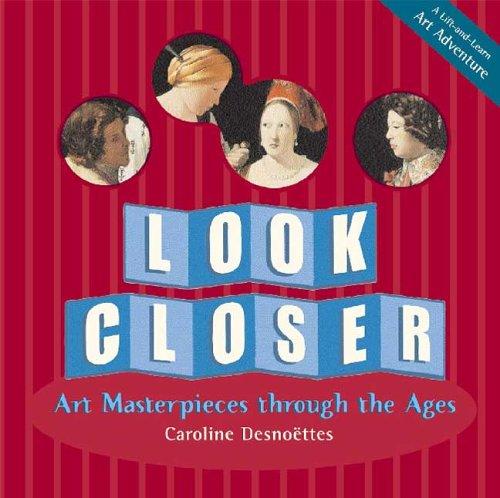 Download Look Closer: A Lift-the-Flap Art Adventure pdf