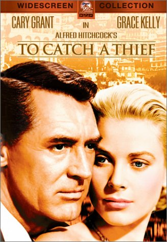 Image result for to catch a thief THE MOVIE poster