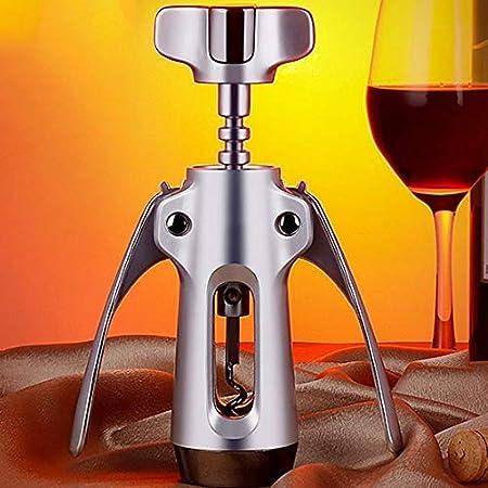 SCYMX Sacacorchos de Vino Hogar Abre de Vino Manual Sacacorchos de Vino abrelatas de Vino Sacacorchos de Vino