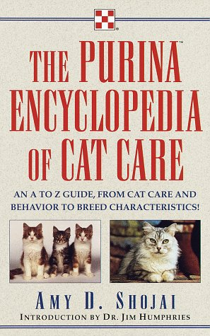 Purina Encyclopedia of Cat Care