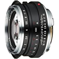 Wide Angle Nokton 40mm f/1.4 Manual Focus M Mount , 45BA246B, 35mm Lenses - International version, No warranty