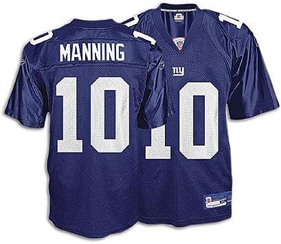York Giants Eli Manning Youth Replica