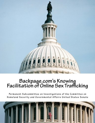 Backpage Coms Knowing Facilitation Of Online Sex Trafficking