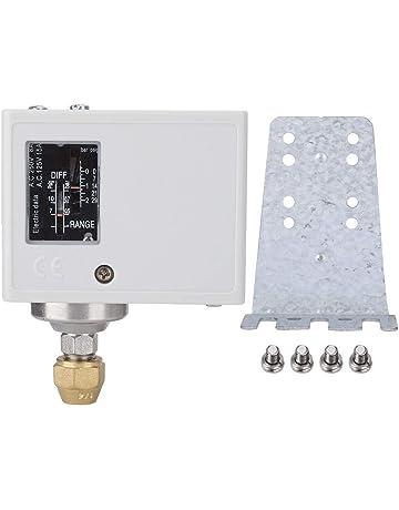 Interruptor de control de la presión de la bomba de agua, controlador de presión electrónico