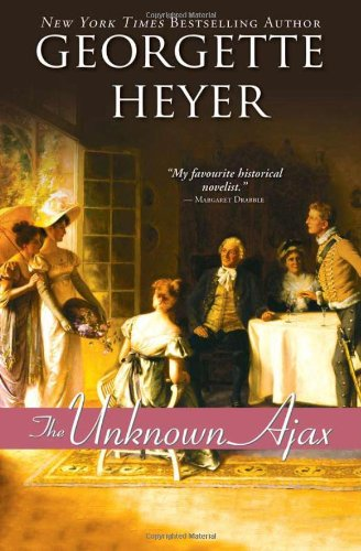 The Unknown Ajax  Regency Romances