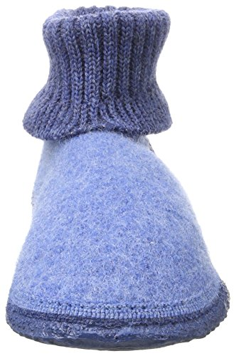 Top Blue Slippers Low Capriblau Kramsach Adults' Unisex Blue 6 Giesswein 7xv8XIw