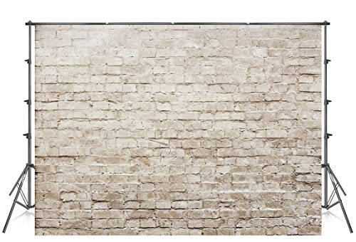 7x5ft Retro Brick Photography Backdrops Studio Newborn Photo Booth Props Baby Photo Background Decoration for Photographers
