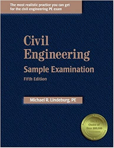 Civil engineering sample examination michael r pe lindeburg civil engineering sample examination 5th edition fandeluxe Image collections