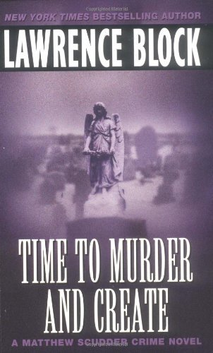 book cover of Time to Murder and Create
