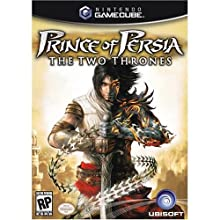 Prince of Persia The Two Thrones - Gamecube