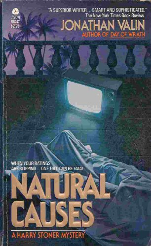 Natural Causes (Harry Stoner Mystery Book 5)