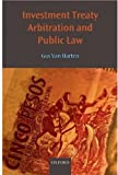 img - for Investment Treaty Arbitration and Public Law (Oxford Monographs in International Law) book / textbook / text book