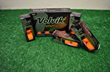 4 Dozen Volvik Vivid Matte Sherbet Orange Golf Balls - New in Box