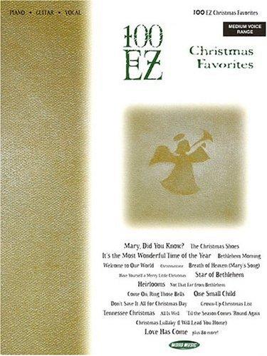 100 EZ Christmas Favorites