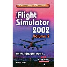 Flight simulator 2002 avance campus games