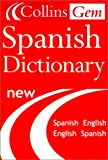 Spanish Dictionary, HarperCollins Publishers Ltd. Staff, 0004724143