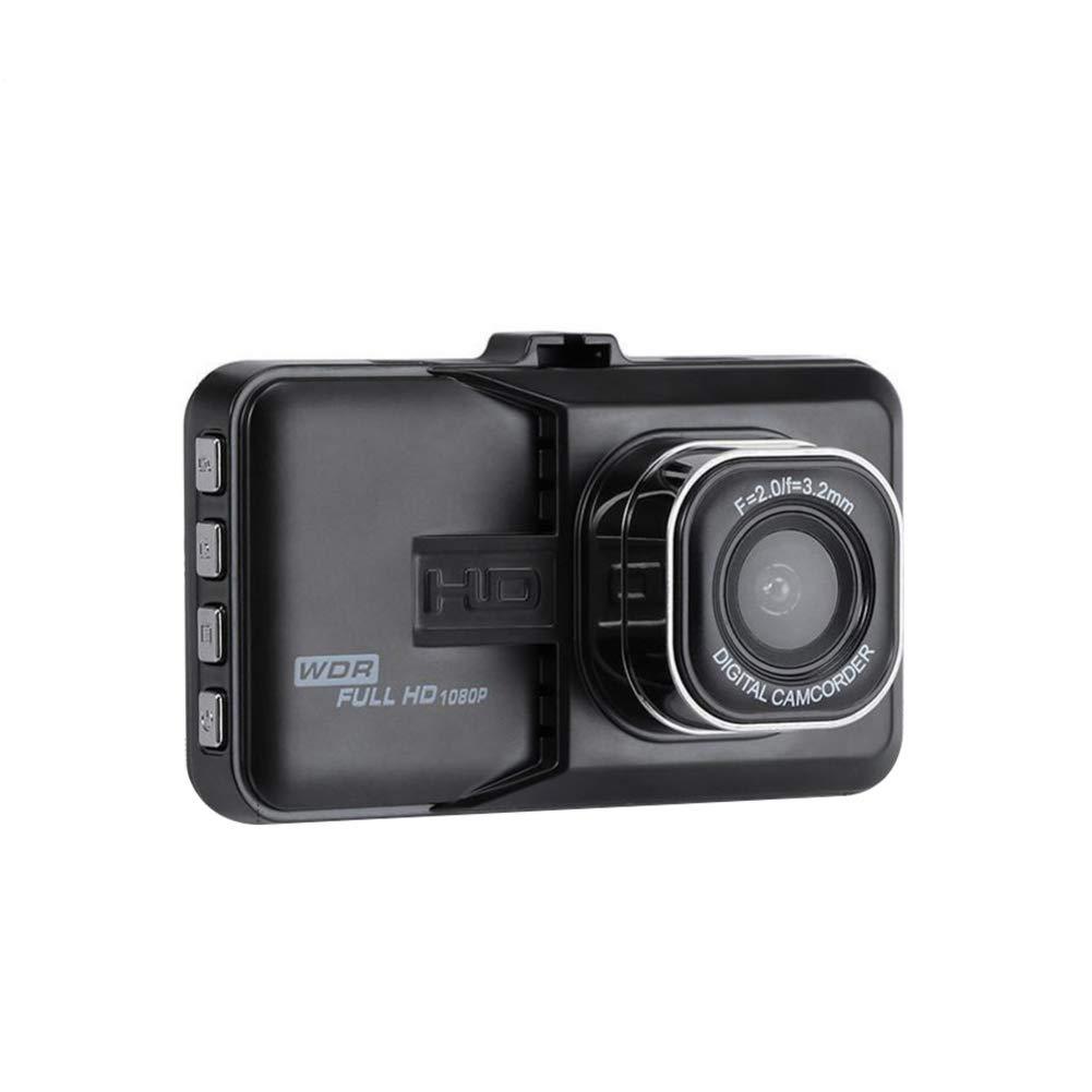 rotazione a 360 gradi YSHtanj Videocamera DVR per auto DVR 1080P Mini da 7,6 cm